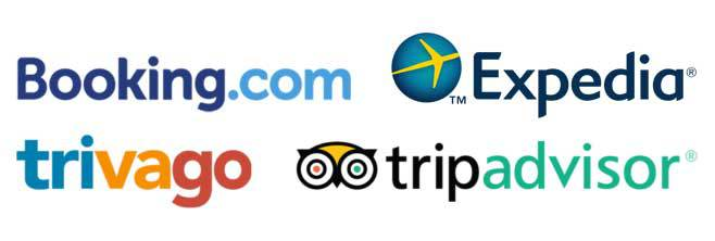 more hotel room bookings compared to online travel agencies