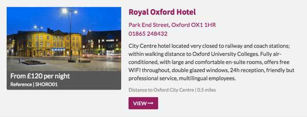 enhanced entry for more hotel room bookings