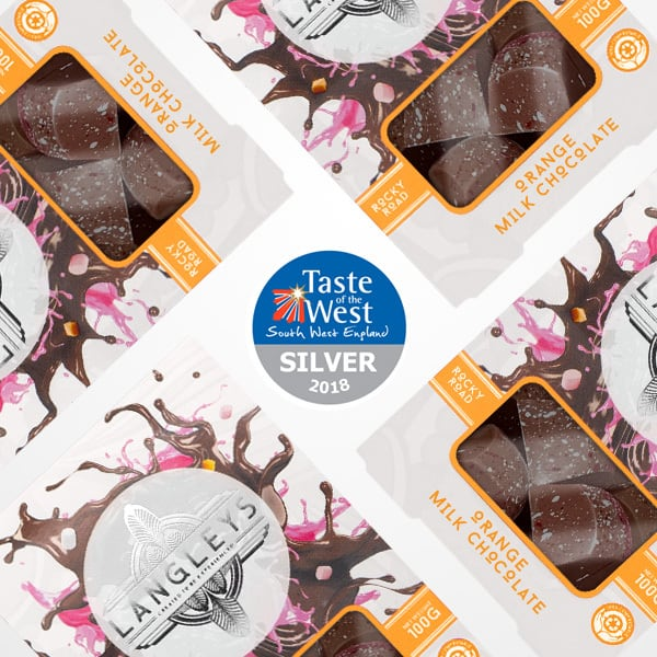 eCommerce designers - taste of the west awards